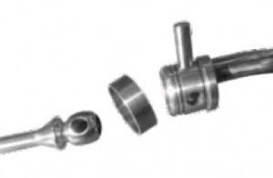 Pin and Bush Type Universal Joint