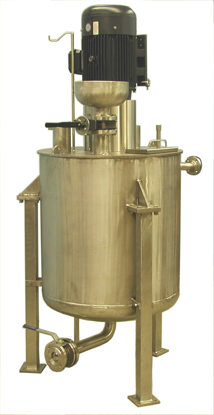 Starch Cookers Pumps Tanks Mixers Filtration