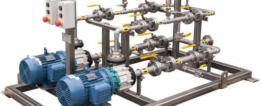 ARGAL Mag-Drive Centrifugal Pump System