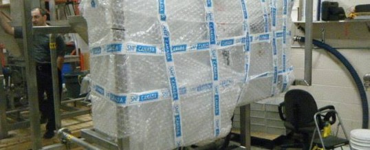 Packaging Your Equipment