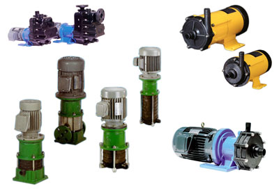 Pan World Magnetic Drive Centrifugal Pumps