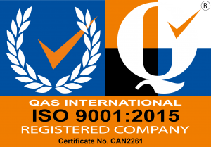 ISO 2015 Certified