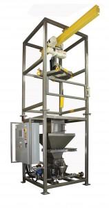 dry polymer feed system