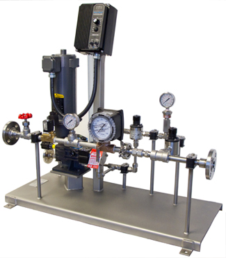 Single Pump In-Line Dilution