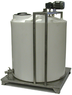 Tank & Mixer Package