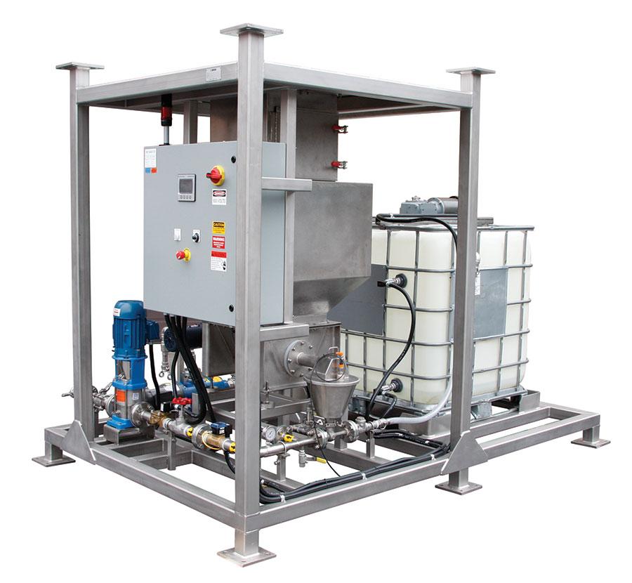 Dry Polymer System - LCPB by KGO
