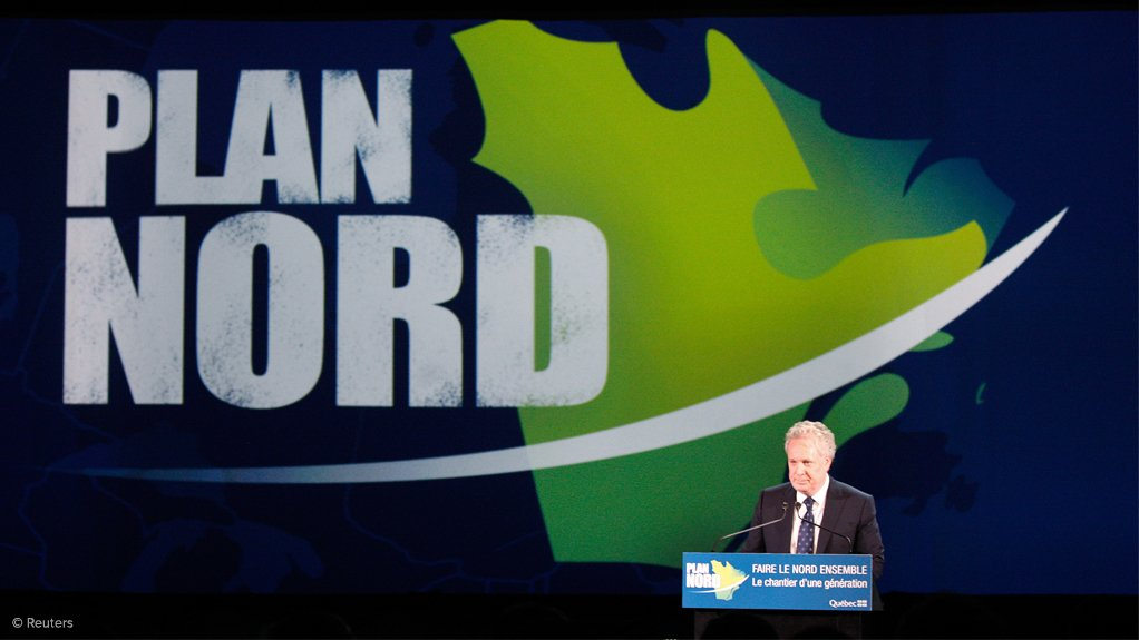 Photo by Reuters Former Quebec Premier Jean Charest unveiled the Plan Nord on May 9, 2011.