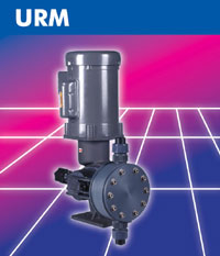 OBL Black Line Metering Pumps URM