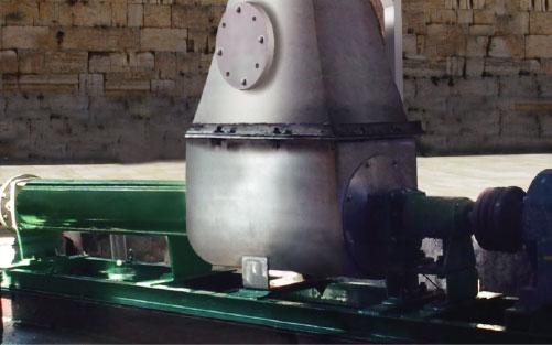 Roto Pumps for Low Medium Consistency Pulp