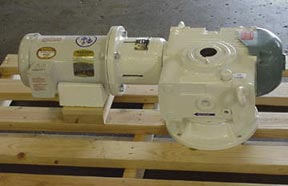 E-Series Worm Gear Mixers