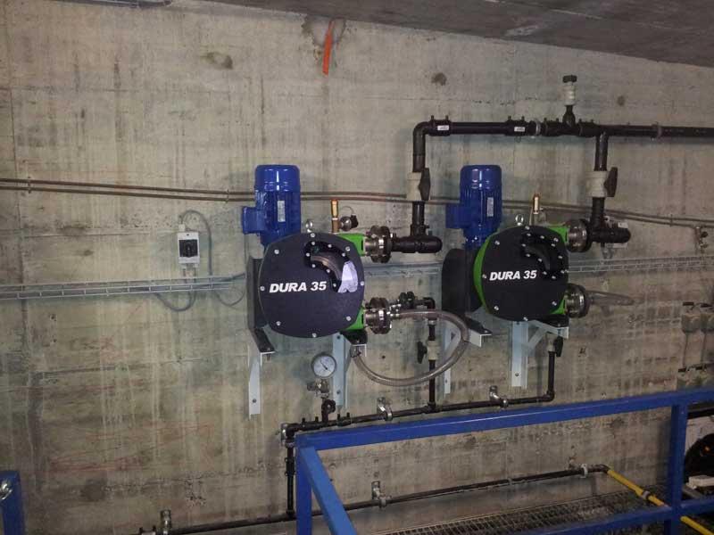 Water Softening Hose Pump